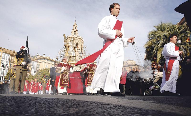 San Vicente Mártir, patrón de Valencia Carta semanal del cardenal arzobispo de Valencia, Antonio Cañizares