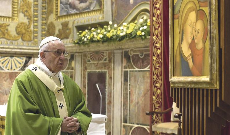 """""""Un solo caso de abuso es una monstruosidad  y será tratado con la mayor seriedad"""" El Papa, en el encuentro en el Vaticano sobre 'La protección de los menores en la Iglesia'"""