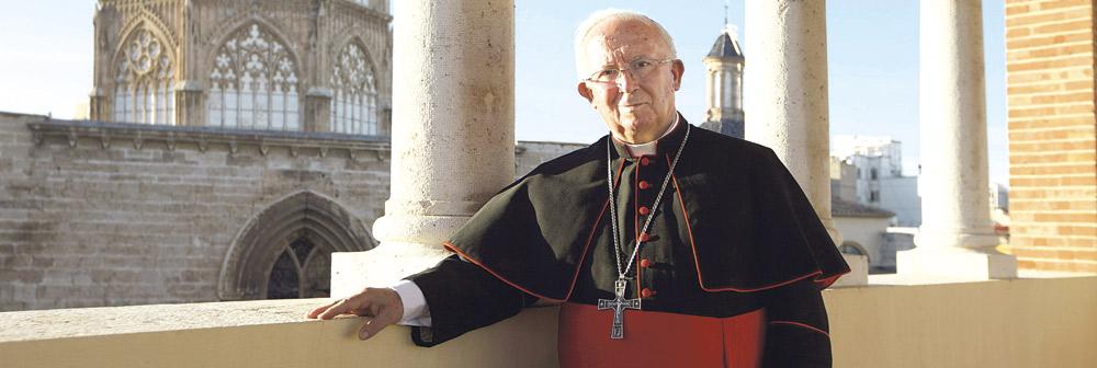 """""""La hora presente  debe ser la del anuncio gozoso de Dios, el  renacimiento moral y espiritual"""" El cardenal Cañizares hace diagnóstico, balance del 2018 y proyectos para el 2019"""