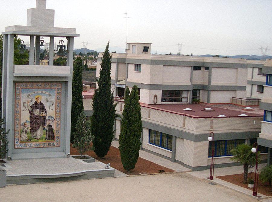 El Colegio Imperial de huérfanos 'S. Vicente  Ferrer', candidato al 'Princesa de Asturias' A propuesta de Cáritas Española, opta al premio de la Concordia