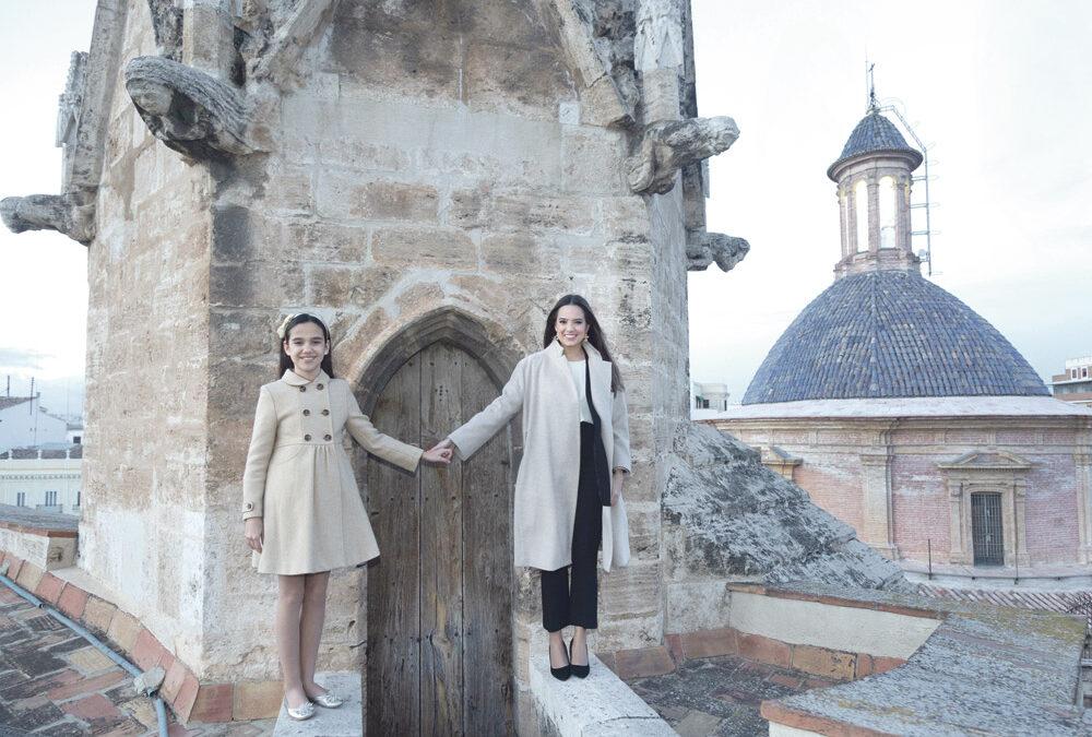 Los secretos de la Catedral más 'desconocida',  al descubierto Entrevista a las falleras mayores de Valencia, Sara Larrazábal y Marina Civera