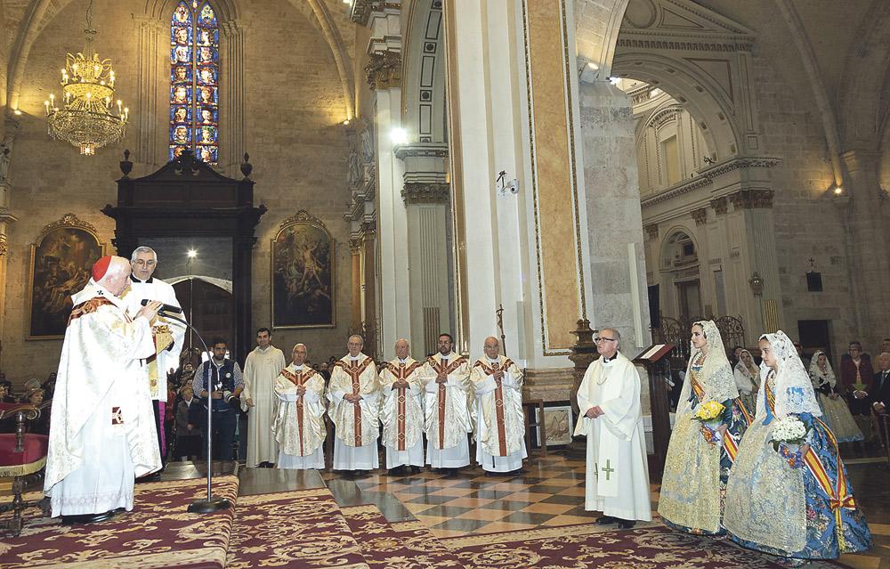 Recuperar a san José Homilía del cardenal arzobispo de Valencia en la tradicional misa en honor de san José