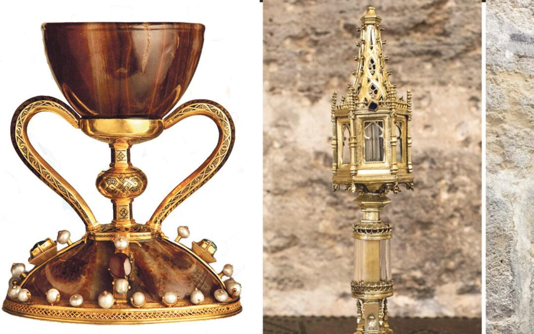 Las reliquias de la Pasión de Cristo Vestigios del paso de Jesucristo por la tierra y recuerdos de su pasión y su muerte