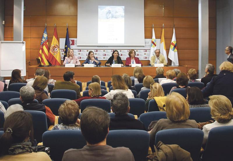 """""""¡Ni mucho menos! La defensa de la vida no es en absoluto un debate zanjado en España"""" Una mesa redonda con expertos en la Universidad CEU-UCH constata que sigue muy vivo"""