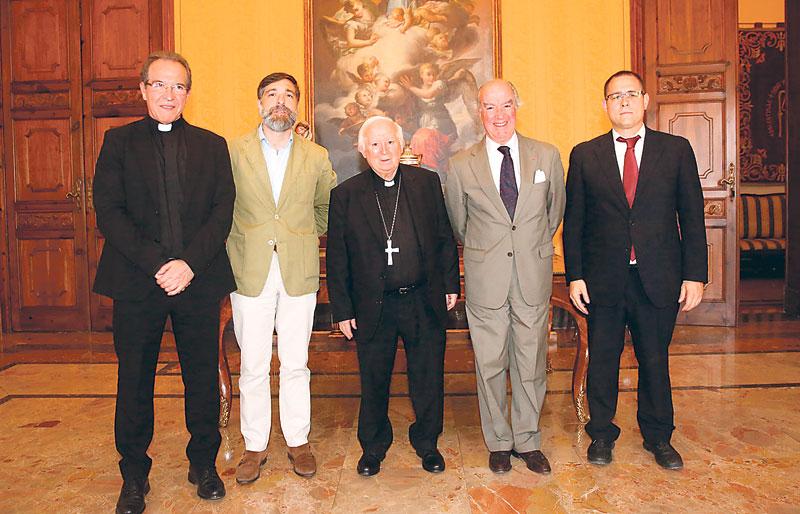 La diócesis de Valencia envía a los cristianos  perseguidos en Siria una nueva ayuda A través de la fundación pontificia Ayuda a la Iglesia Necesitada y obtenida en las colectas del 1 y 6 de enero