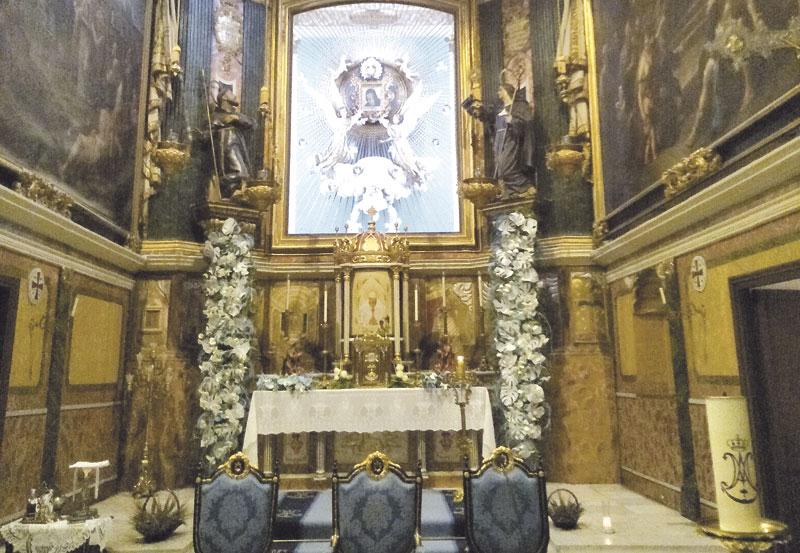 Cocentaina abre el Año Santo por los 500 años del milagro de las 27 lágrimas de la Virgen Este domingo con una eucaristía presidida por el arzobispo de Valencia