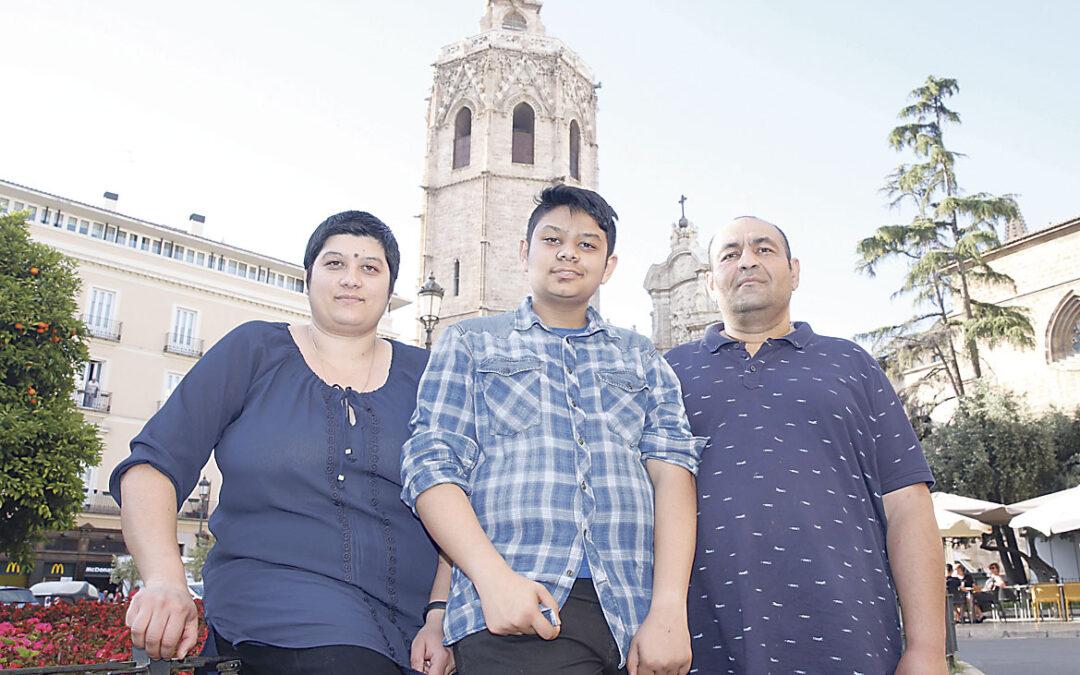 """El 'benjamín' del Seminario Menor:  """"Desde los 3 años quiero ser sacerdote"""" Sus padres hacían 400 km en fin de semana para llevarle a convivencias vocacionales"""