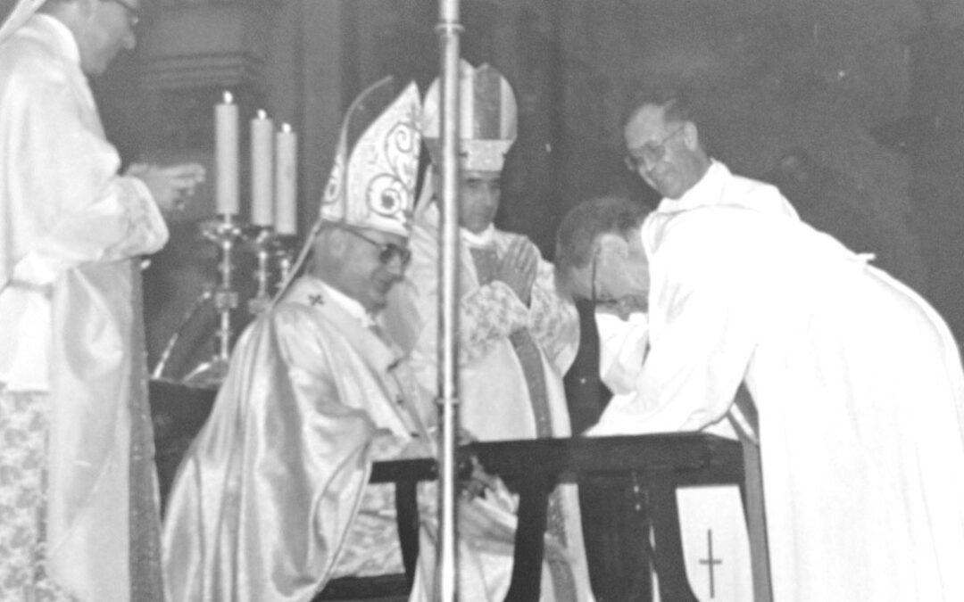 Tradición sinodal valentina Por Vicente Cárcel Ortí
