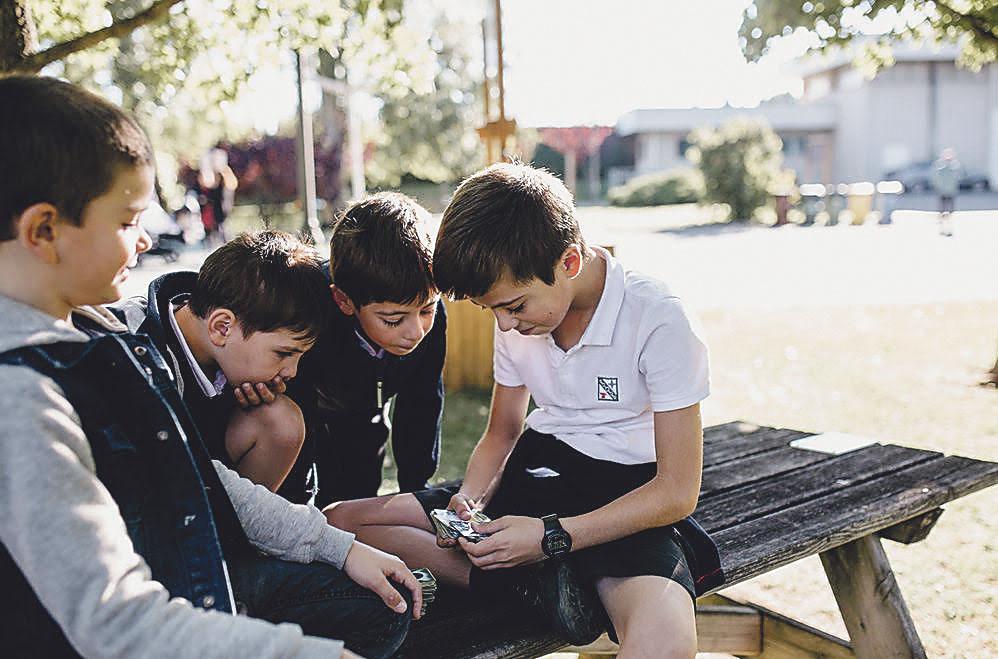 'UpToYou', educación emocional para niños  y jóvenes en actividades extraescolares Reunión informativa este jueves 13 de junio en Valencia