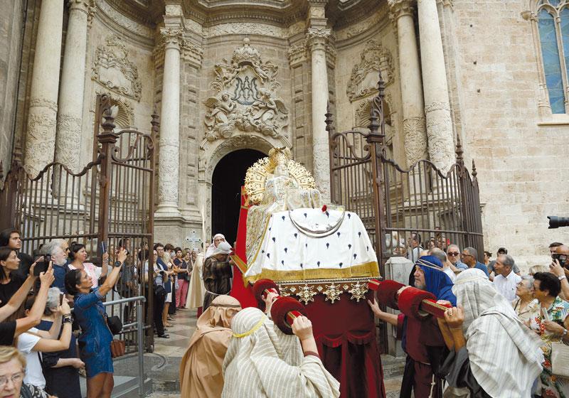 La Asunción, fiesta grande en la Catedral Se celebra el 15 de agosto en numerosas localidades