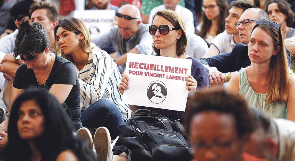 Vincent Lambert: su muerte es un acto objetivamente eutanásico  OBSERVATORIO DE BIOÉTICA. INSTITUTO DE CIENCIAS DE LA VIDA. UNIVERSIDAD CATÓLICA DE VALENCIA