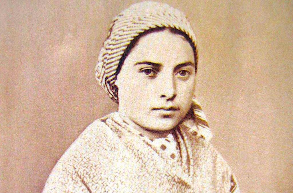 Llegan ya las reliquias de Sta. Bernadette y podrán venerarse también en la parroquia de San Martín Del lunes 21 al miércoles 23 recorrerán distintos templos y centros de la ciudad
