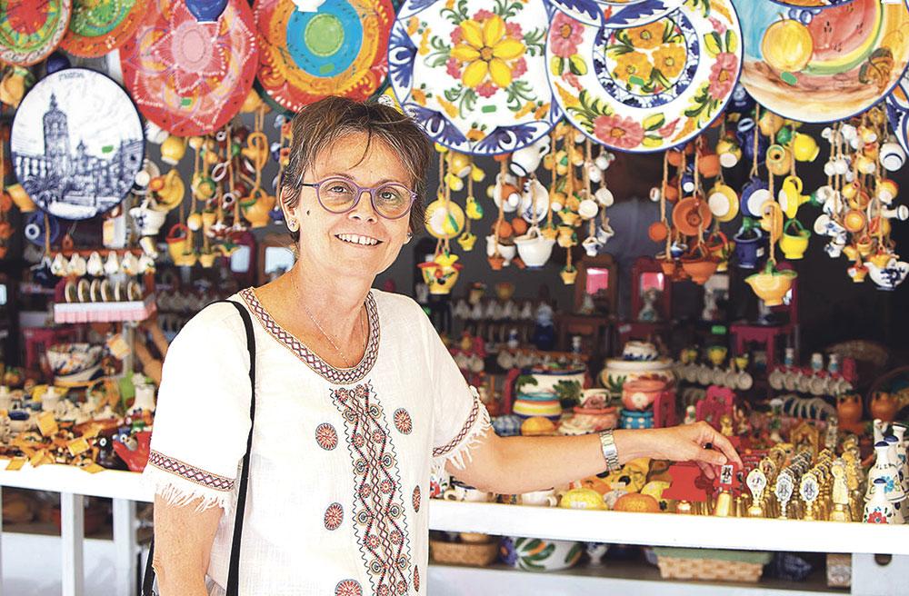 Una misionera valenciana, en el Sínodo de la Amazonía