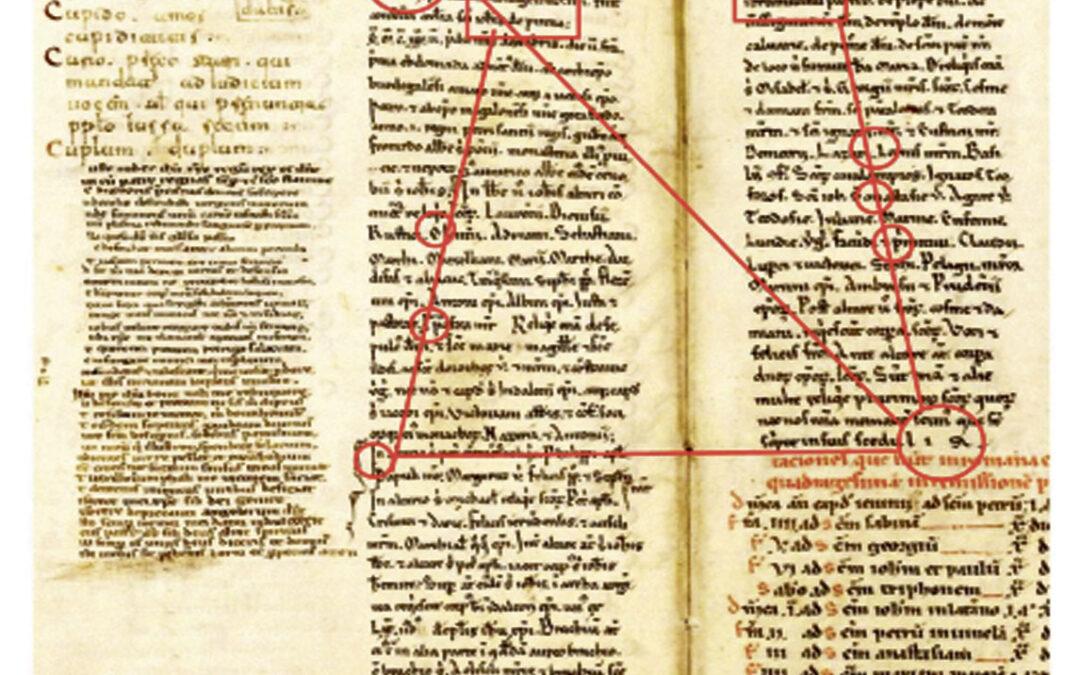 Hallan la referencia más antigua hasta la fecha del Santo Cáliz Es un estudio del catedrático de la UPV Gabriel Songel