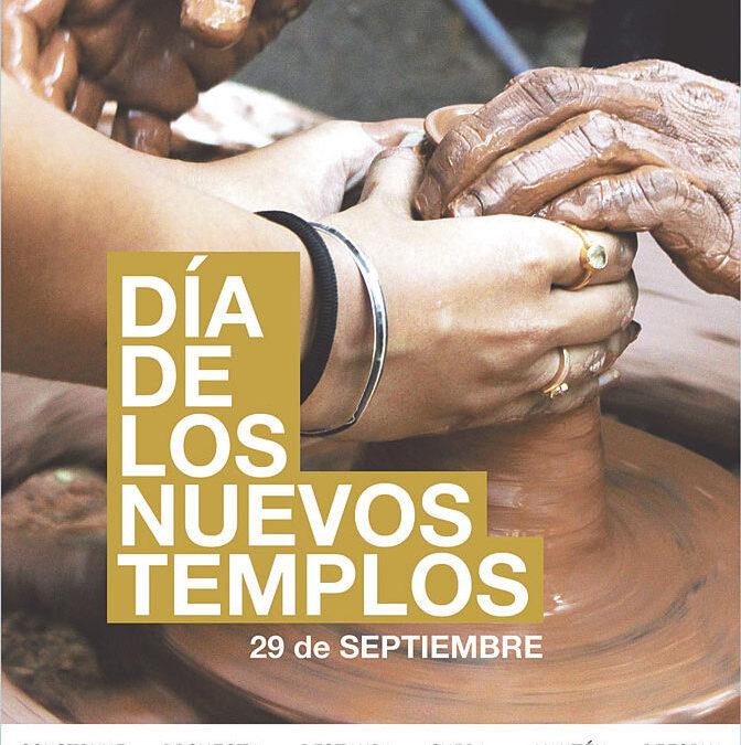 29-S, 'Día de los nuevos templos':  este año también para ayudar a las misiones Las colectas, para la construcción y mantenimiento de iglesias