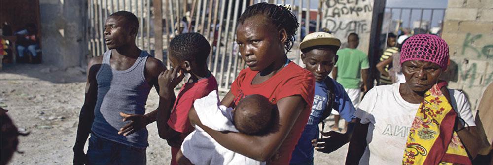 No se trata solo de migrantes,  se trata de personas y son prioridad para la Iglesia ESTE DOMINGO, JORNADA MUNDIAL DEL EMIGRANTE Y REFUGIADO