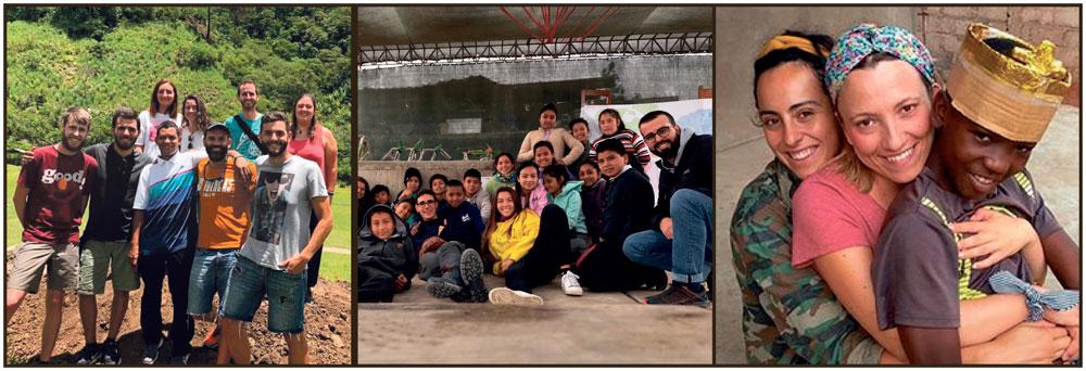 """Jóvenes misioneros: """"Gracias por este regalo"""" Tras ayudar en verano en Mozambique, Honduras, Perú y Cuba, retornan a Valencia y nos lo cuentan en PARAULA"""