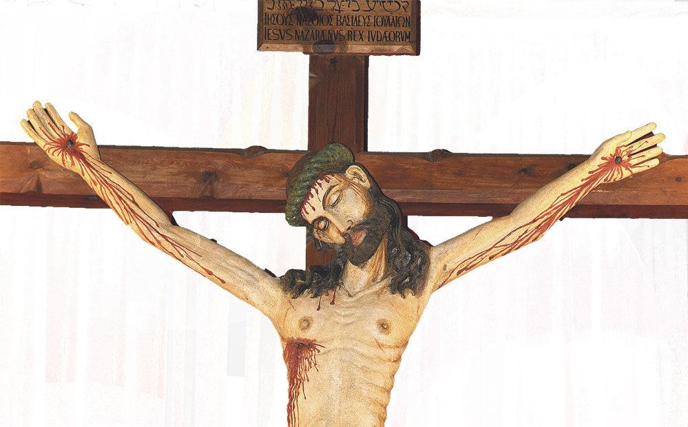 770 años delCristo del Salvador Así les ayudan los jóvenes valencianos