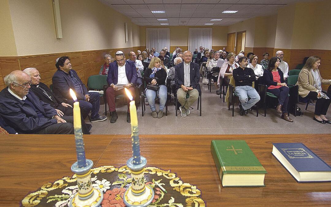 La Amistad Judeocristiana cumple 25 años con una oración interreligiosa En el 54 aniversario de la declaración 'Nostra Aetate'