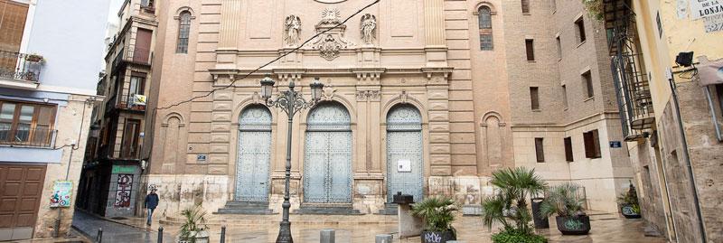 La 'iglesia de la Compañía', nueva basílica para la diócesis