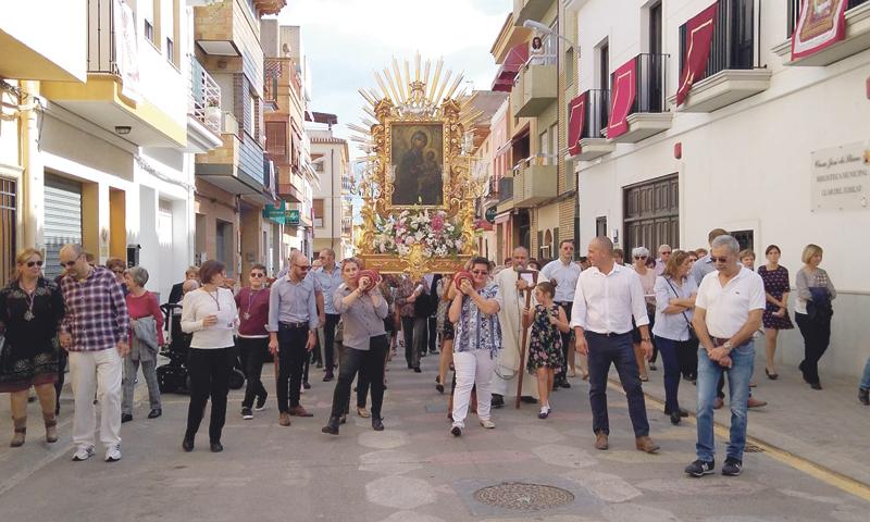 Canet tendrá Año Jubilar por los 500 años de patrona de la Virgen contra las Fiebres Se celebrará del 19 de abril al 9 de septiembre