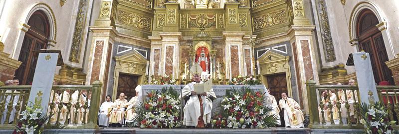 Un nuevo oasis de oración para Valencia: la Basílica del Sagrado Corazón