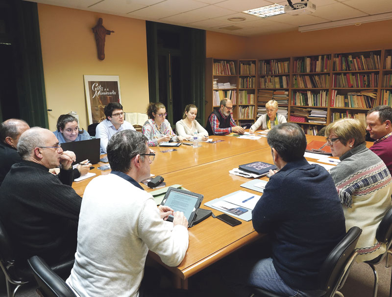 Preparando ya la Asamblea Sinodal. En dos fases de octubre a abril y de finales de abril a mayo