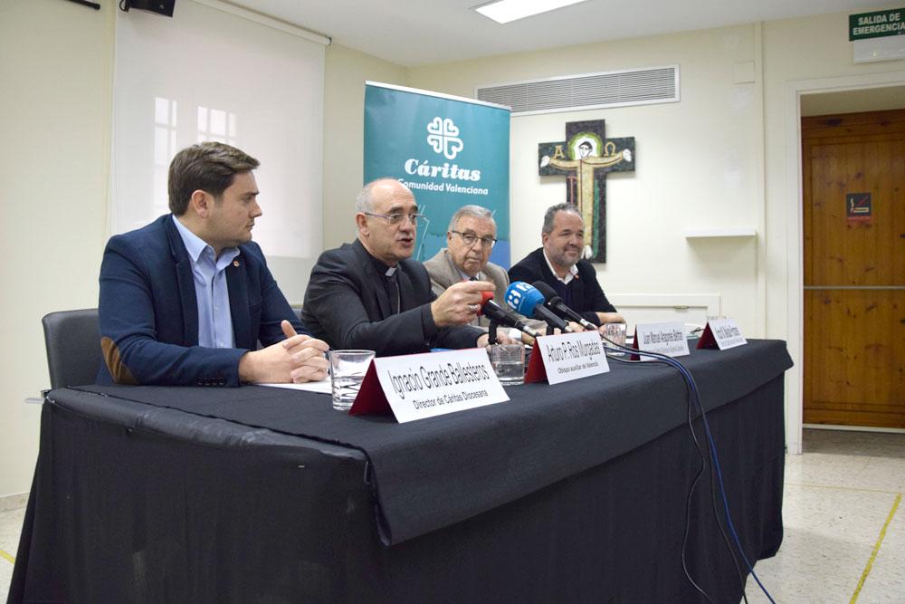 Un millón de personas, en situación de  exclusión social en la Comunitat Valenciana