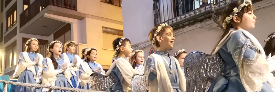 Ontinyent, referente  en la diócesis de  la Purísima