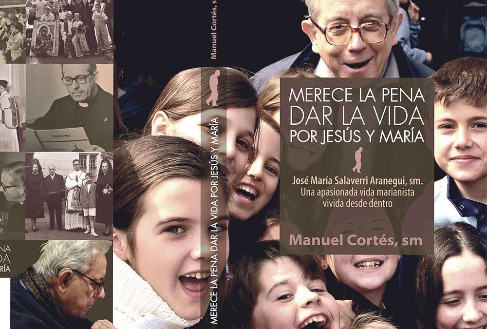 Presentan un libro sobre el  P. Salaverri en Valencia, obra de M. Cortés, en el Colegio del Pilar