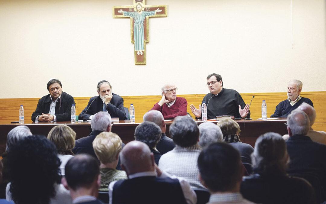 Judíos y cristianos dialogan sobre la  interpretación del cuarto mandamiento con motivo del 'Día de las relaciones judeo-cristianas'