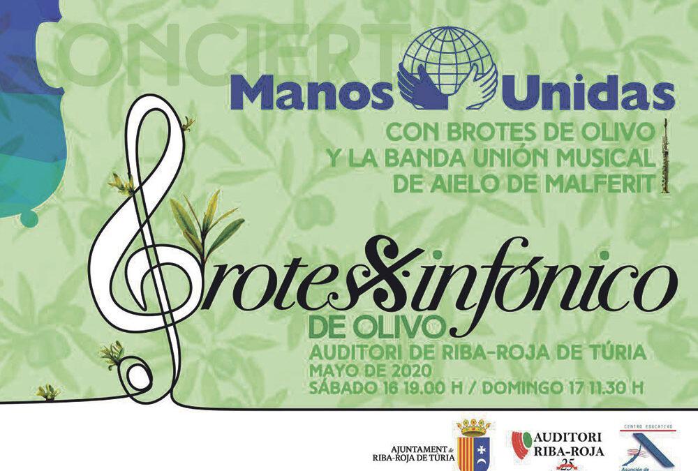 Vuelve el grupo de música católica 'Brotes de olivo', ahora en un concierto sinfónico