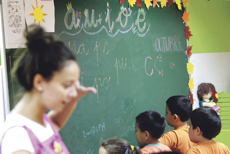 """Vicente Morro: """"El pin parental es solo una de las formas para hacer efectivo el derecho a elegir la educación"""""""