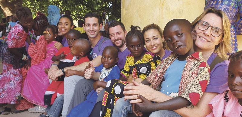 Esperanza de un colegio católico valenciano para Senegal