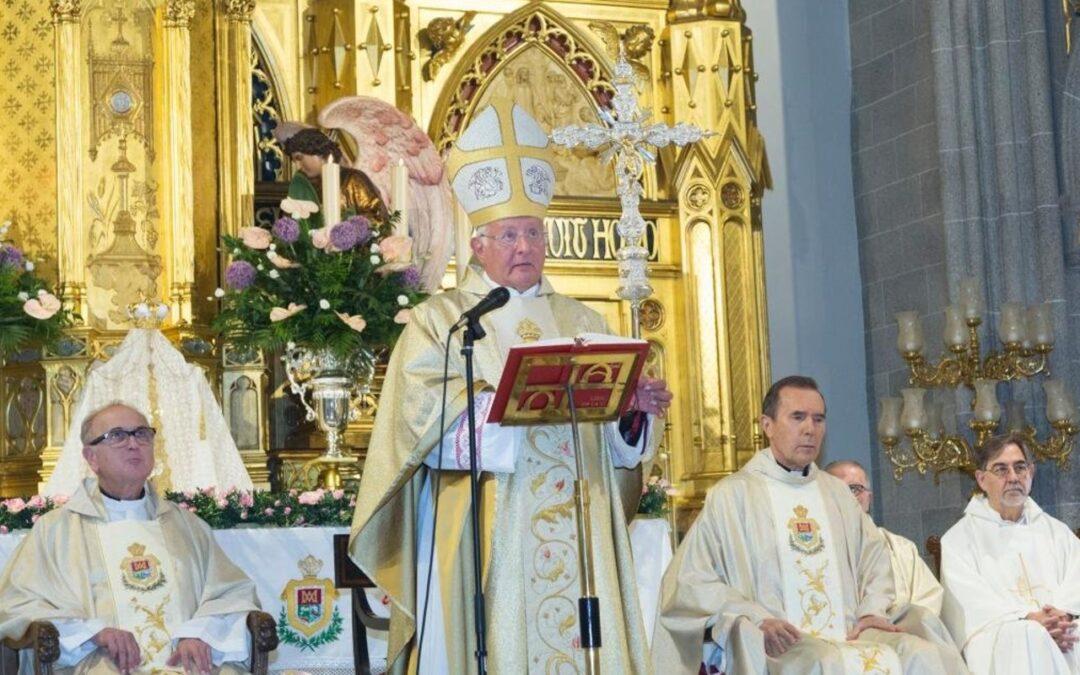 Mons. Vicente Juan, nuevo obispo  auxiliar de la diócesis de Valencia