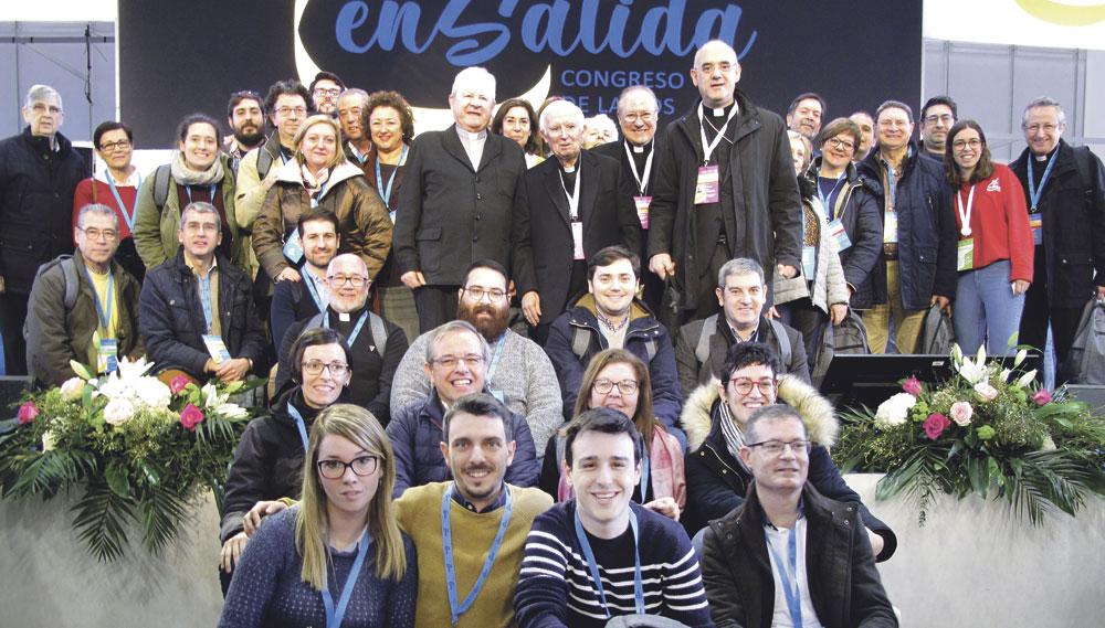 LA HORA DE  LOS LAICOSCarta semanal del cardenal arzobispo de Valencia, Antonio Cañizares
