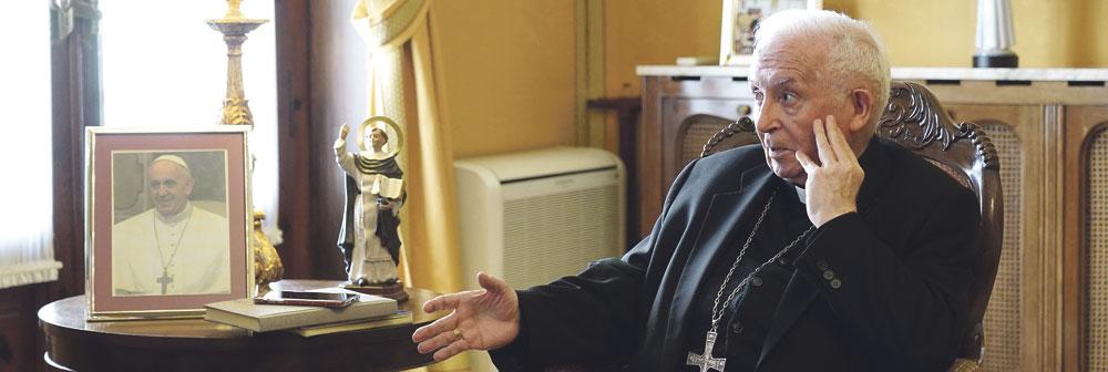 """""""La Iglesia necesita renovación interior, que vuelva a lo que la hace bella y buscada"""" Entrevista al cardenal arzobispo de Valencia, Antonio Cañizares"""