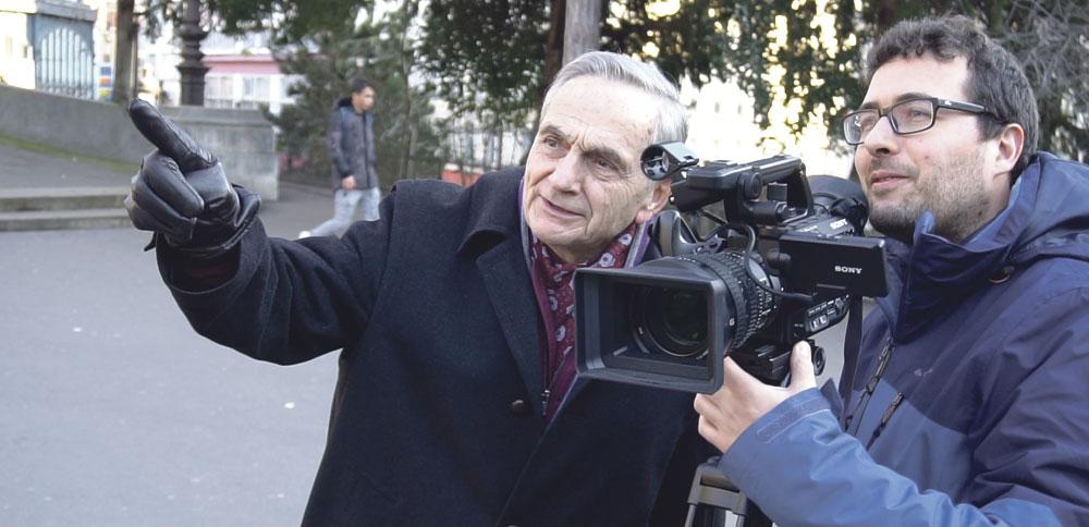 """""""Queremos que los espectadores sepan que Dios les ama inmensamente"""" Andrés Garrigó, productor de 'Corazón Ardiente'"""