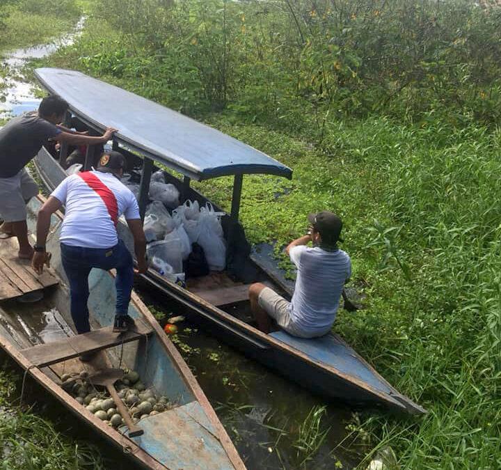 El Covid-19 golpea el Amazonas HABLAMOS CON LOS DOS VICARIATOS VINCULADOS A VALENCIA