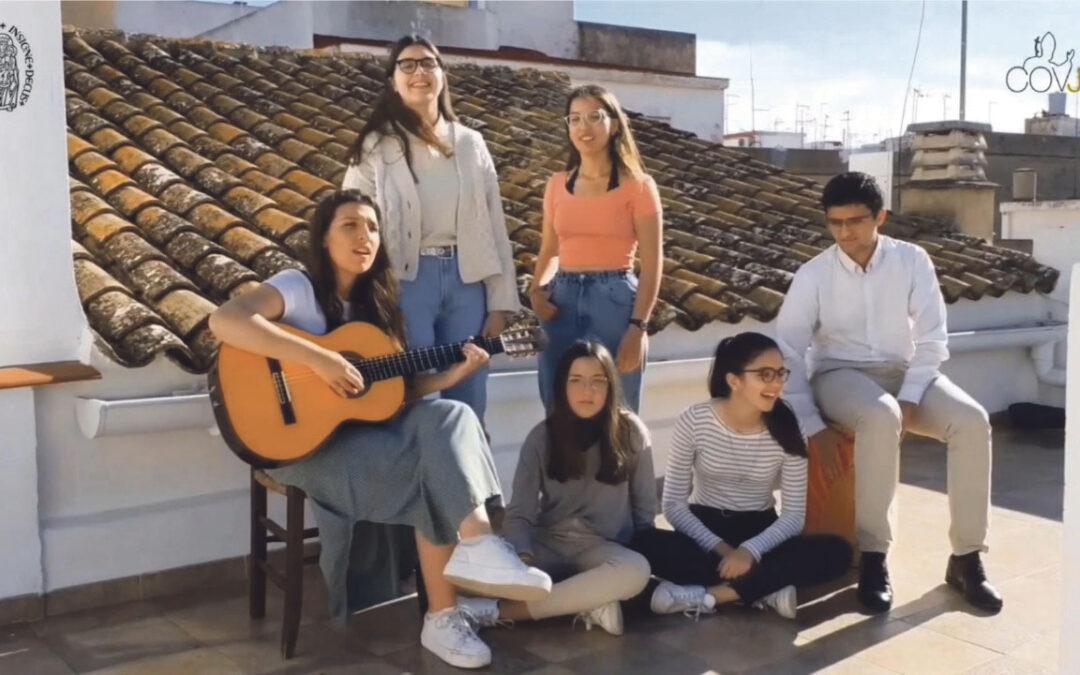 'Despierta', un canto a la esperanza La familia Romero de Paiporta se alza con el primer premio en el Festival de la Canción Vocacional 'online' de este año