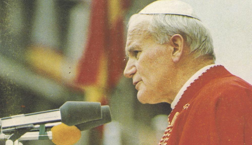 """""""Nadie ha hablado nunca de la mujer como él"""" El cardenal Cañizares evoca sus recuerdos personales de san Juan Pablo II, de cuyo nacimiento en Wadowice (Polonia) se cumplen 100 años el próximo lunes"""