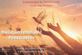 Un renovado Pentecostés en parroquias y movimientos de laicos tras la pandemia Oración, acompañamiento, creatividad y formación, sus claves para superarla