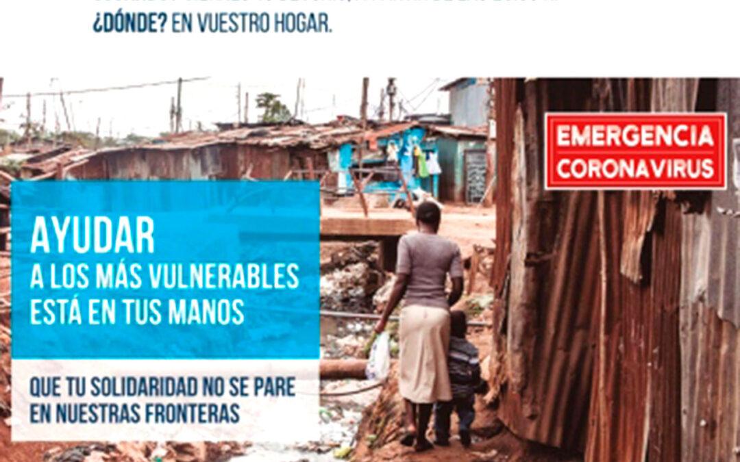 La cena virtual del hambre  desborda generosidad Manos Unidas Valencia, agradecida por la solidaridad