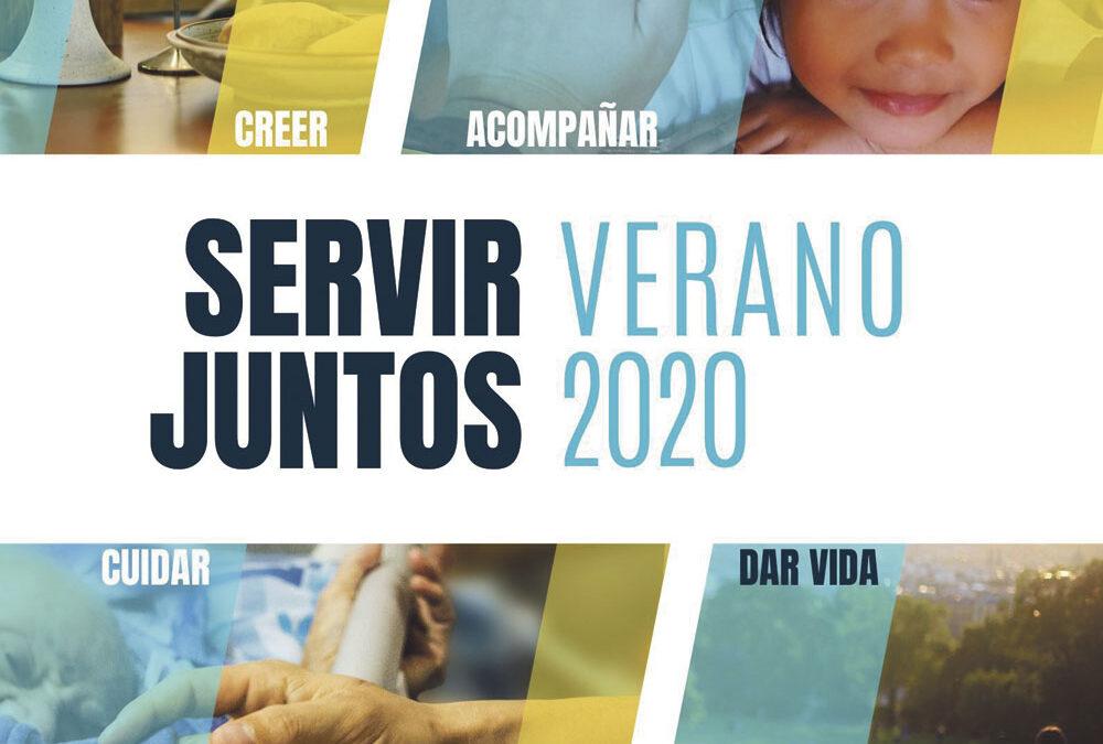 Servir juntos, este verano en Valencia Una iniciativa de la familia ignaciana que complementa el trabajo voluntario con el cuidado pastoral y la formación