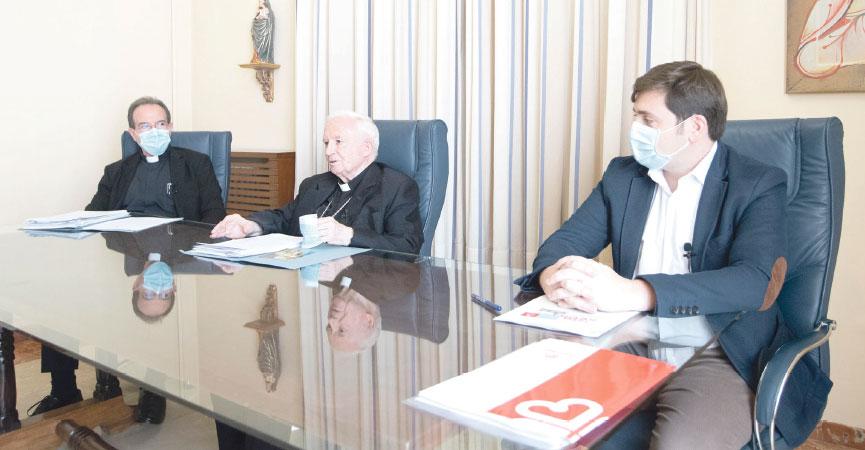 La Iglesia en Valencia, en lucha contra el paro El Arzobispo presenta la comisión que afrontará los retos del empleo digno y la regeneración social