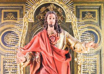 SAGRADO CORAZÓN DE JESÚS,  EN VOS CONFÍO Carta semanal del cardenal arzobispo de Valencia Anotnio Cañizares