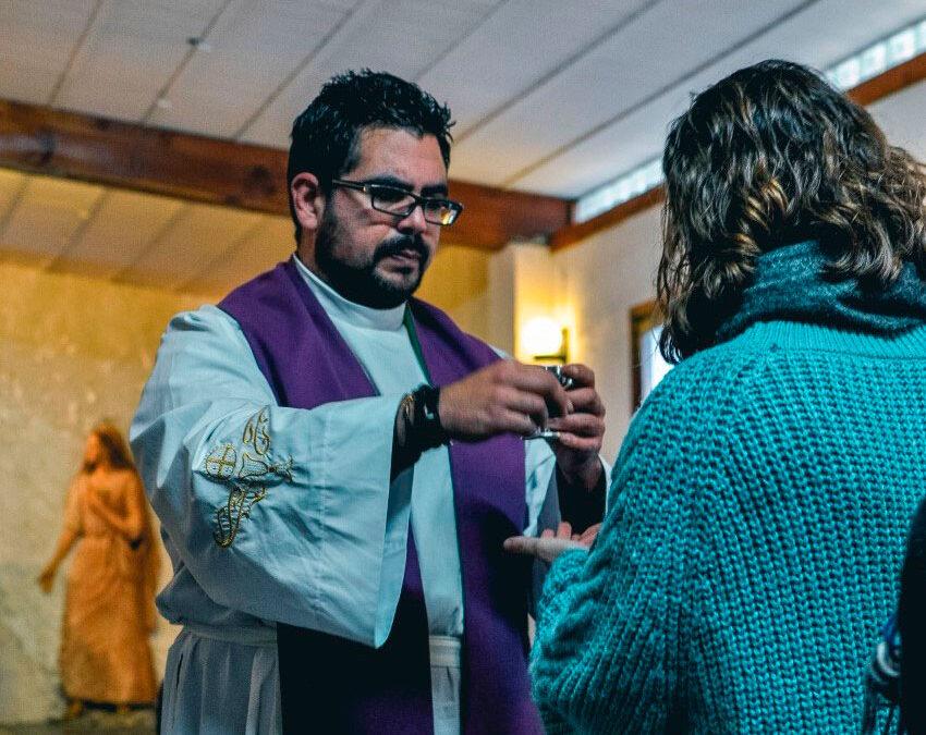 Domingo Pacheco, nuevo consiliario de Juniors M.D.Virgilio González termina en su cargo como consiliario de Juniors M.D. tras cerca de ocho años al servicio del movimiento como sacerdote