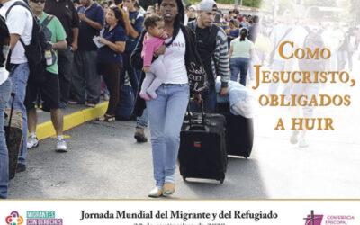 'Como Jesucristo, obligados a huir'… también hacia Valencia En el último año, 30.000 migrantes y refugiados atendidos por Cáritas Valencia