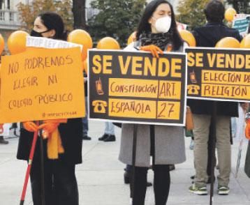 DÍA DE DUELO:LEY CELAÁ Carta semanal del cardenal arzobispo de Valencia