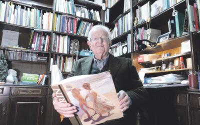 «El 80 por ciento del arte en la historia tiene un componente religioso» Entrevista a Entrevista a Felipe Garín, museógrafo valenciano, ex director del Museo del Prad